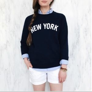 JCrew New York Sweatshirt